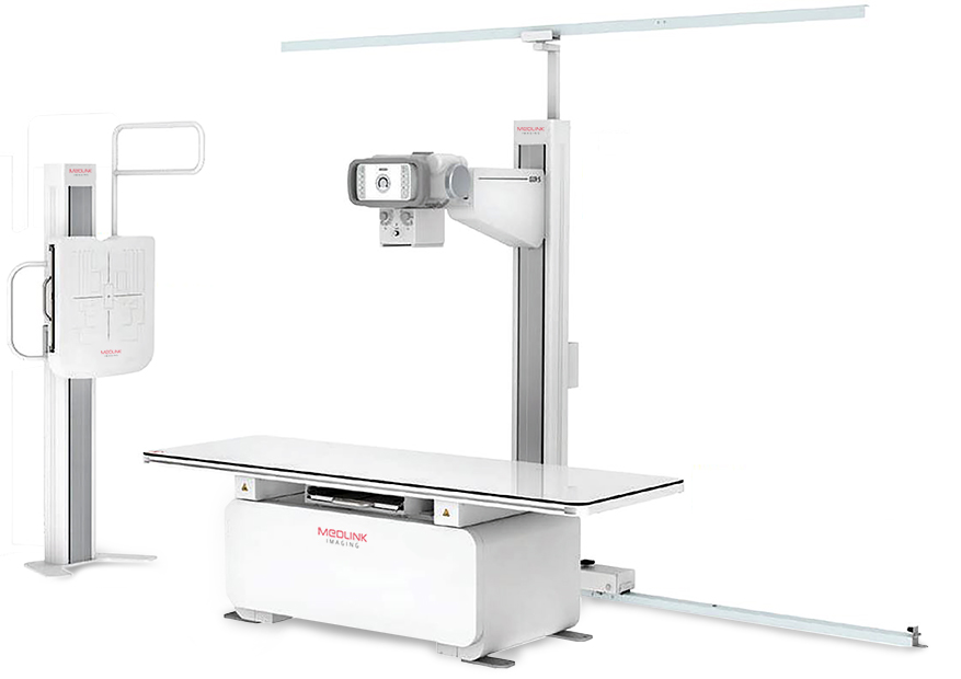 "Vieworks / Medlink FC Radroom - GXR-32S [""Floor-Mounted Suite""]"