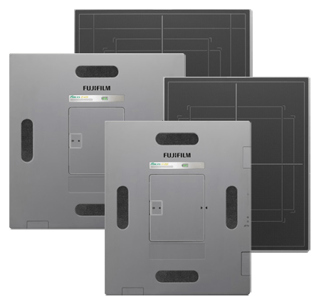 Del Medical FujiFilm FDR ES Panels