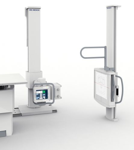 Del Medical FMT18M Floor-Mounted Suite
