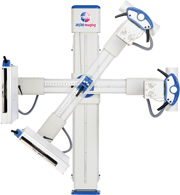 "20/20 Imaging C-SA Straight Arm [""Straight Arm""]"